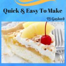 37 Mouthwatering Icebox Pie Recipes Ebook