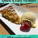 30 Scrumptious Dutch Apple Pie Recipes Ebook