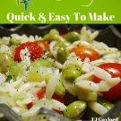 37 Savory Orzo Side Dish Recipes Ebook
