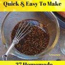 37 Homemade Pork Marinade Recipes Ebook