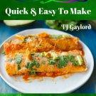 37 Heavenly Chicken Enchiladas Recipes Ebook