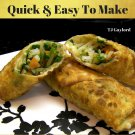 37 Awesome Egg Roll Recipes Ebook