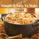 37 No Fuss Buffalo Chicken Dip Recipes Ebook