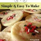 37 Delectable Sugar Cookie Recipes Ebook