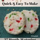 37 Mouth-Watering Coconut Cookie Recipes Ebook