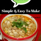 37 Mouthwatering White Chili Recipes Ebook