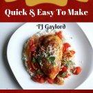 37 Amazing Chicken Cacciatore Recipes Ebook