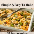 Inexpensive Broccoli Casserole Recipes Ebook