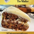37 Scrumptious Hummingbird Cake Recipes Ebook