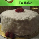 37 Ambrosial Coconut Cake Recipes Ebook