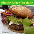37 Awesome Lamb Burgers Ebook