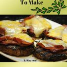 37 Flamboyant Grilled Burgers Recipes Ebook