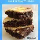 37 Yummy Cheesecake Brownie Recipes Ebook