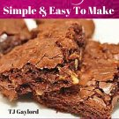 37 Best Brownie Recipes Ebook