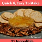 37 Incredible Baked Brie Recipes Ebook