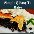 37 Tempting Top-Rated Blueberry Pie Recipes Ebook