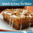 37 Awesome Pumpkin Bar Recipes Ebook