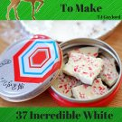 37 Incredible White Chocolate Bark Recipes Ebook