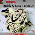 37 Awesome Peppermint Bark Recipes Ebook