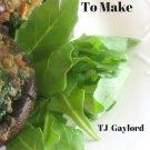 37 Tantalizing Stuffed Mushroom Recipes Ebook