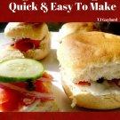 37 Amazing Sliders Recipes Ebook
