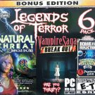 Legends of Terror 6 pack Bonus Edition PC Game