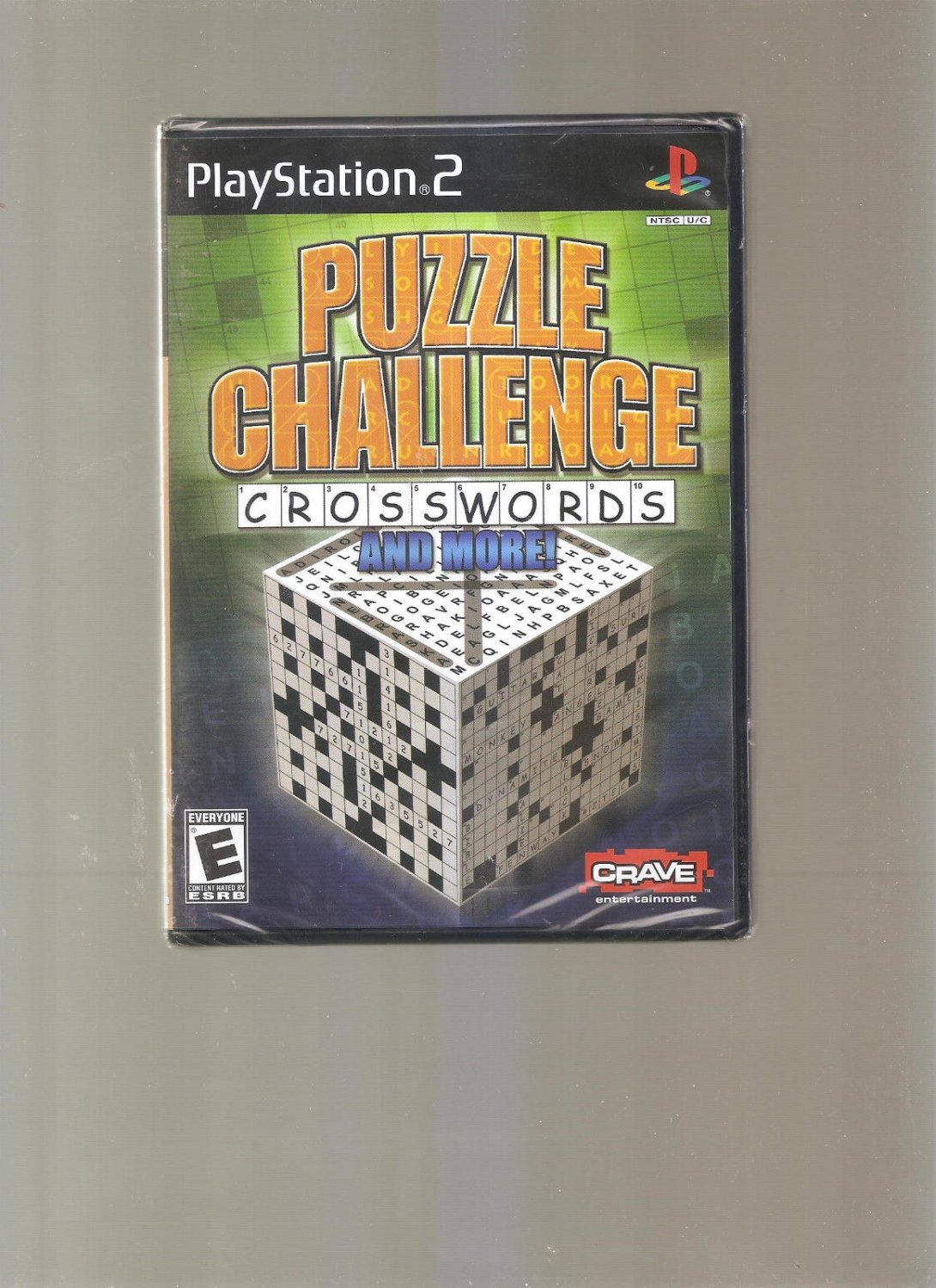Puzzle Challenge: Crosswords and More (Sony PlayStation 2, 2006)
