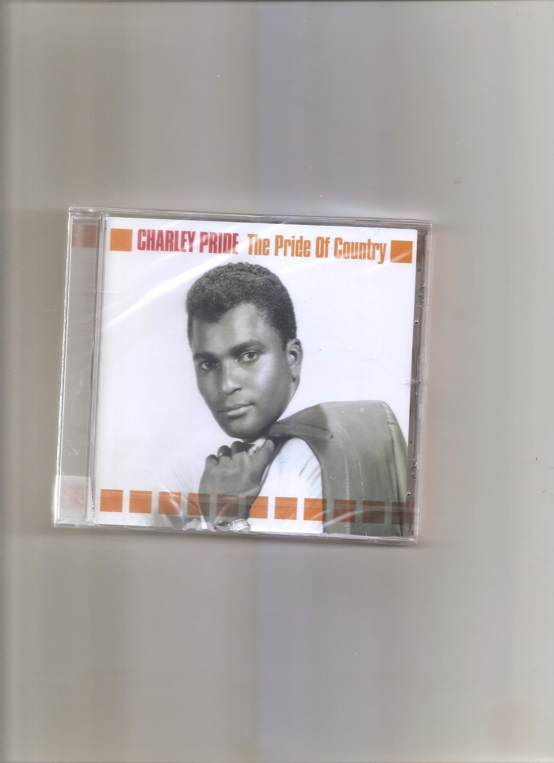 Charley Pride : The Pride Of Country Cd