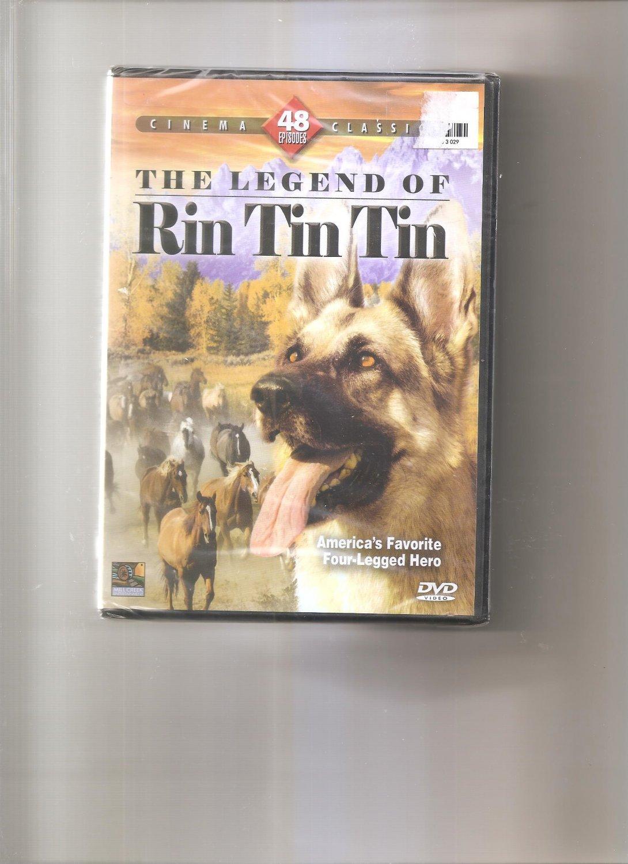 The Legend of Rin Tin Tin - 48 Episodes (DVD, 2008)