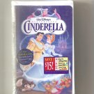 Walt Disney Cinderella (VHS, 1995)