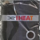 32 Degrees Heat Womens Black Heat Base Layer Pants Large