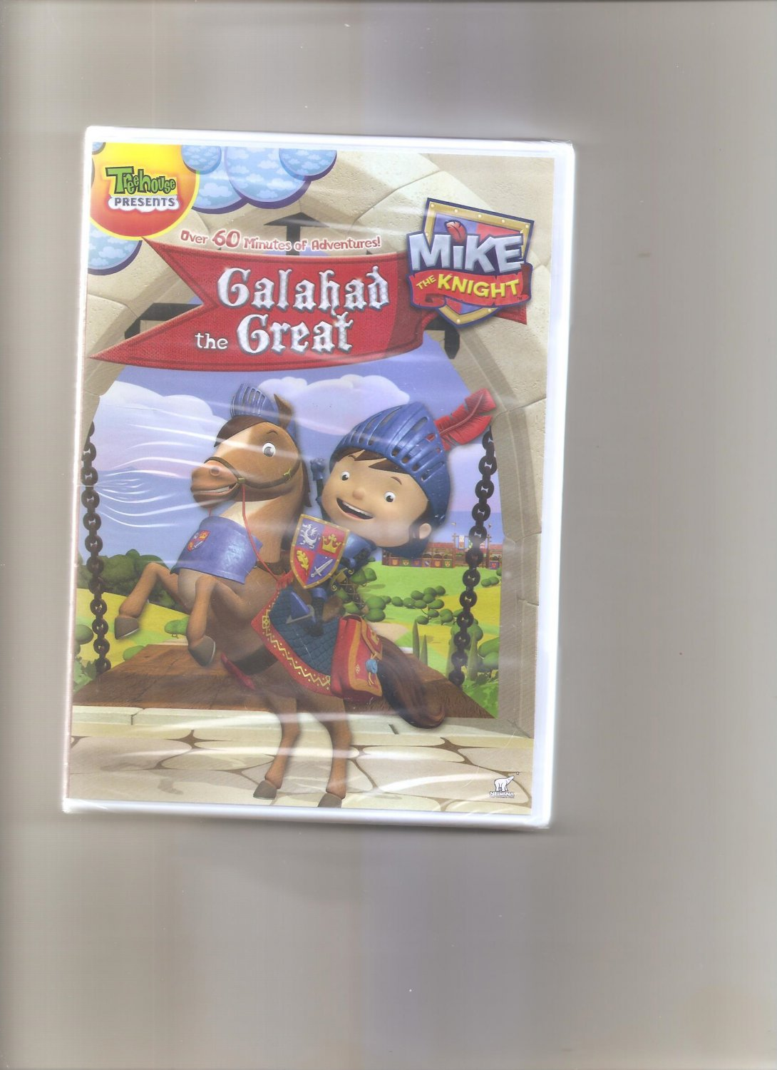 Galahad The Great Mike The Night
