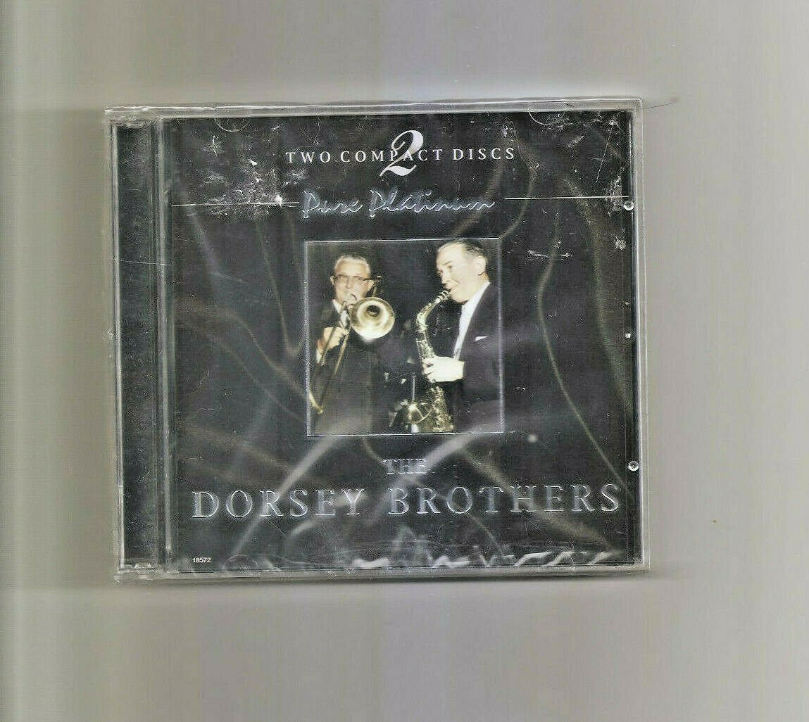 The Dorsey Brothers [Platinum Disc] by Tommy Dorsey (Trombone) (CD