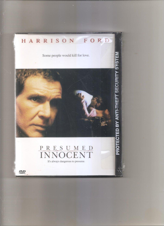 Presumed Innocent (DVD, 1997)