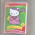 Hello Kitty Becomes a Princess (DVD, 2003)