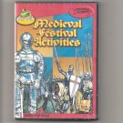 MEDIEVAL FESTIVAL ACTIVITIES Book on CD Middle / High School