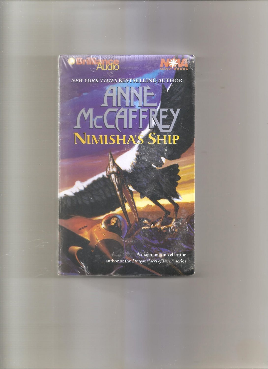 Nimisha's Ship by Anne McCaffrey (1999, Cassette, Abridged)