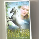 The Princess Stallion Clamshell VHS