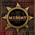 The Mummy Collectors Set (DVD, 2005, 3-Disc Set)