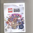 LEGO Rock Band (Nintendo Wii, 2009)