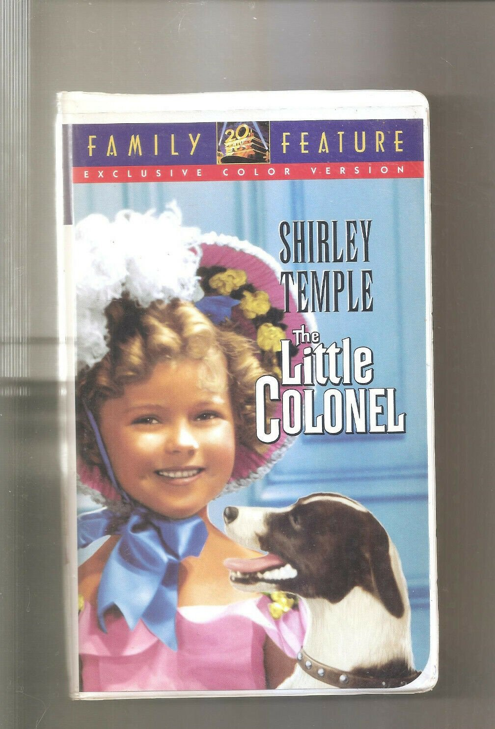 The Little Colonel (VHS, 1994, Colorized Clamshell)