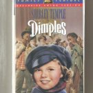 Dimples (VHS, 1994, Colorized Clamshell)
