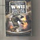 WW II Combat Zone 44-45 (DVD, 2008) 2 Dvd Set