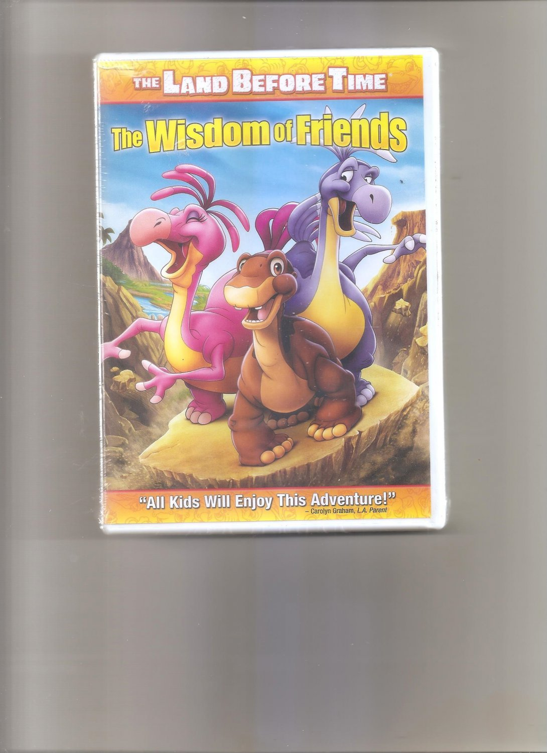 Land Before Time XIII: The Wisdom of Friends (DVD, 2007)