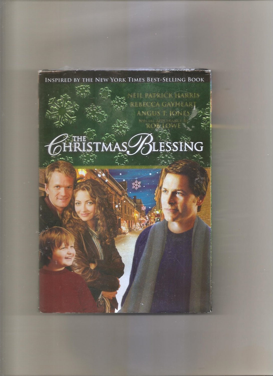 The Christmas Blessing (DVD, 2007)