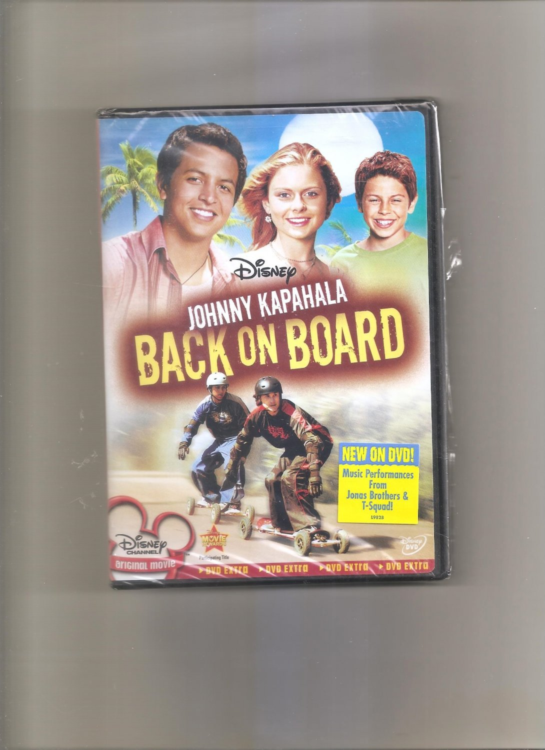 Johnny Kapahala: Back on Board (DVD, 2007)