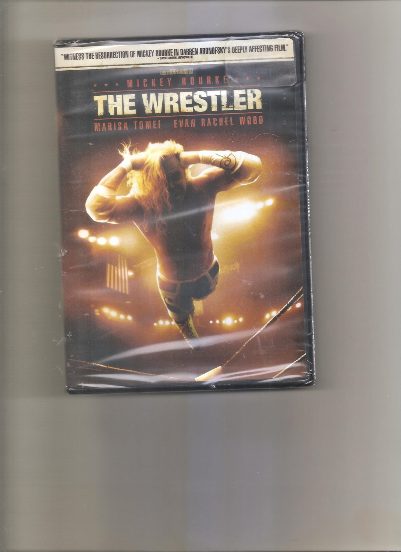 The Wrestler (DVD, 2009, Widescreen)