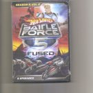 Hot Wheels: Battle Force 5 - Season 2, Vol. 2 (DVD, 2014)