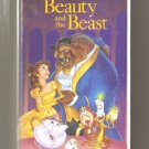 Beauty and the Beast (VHS, 1992) Black Diamond.
