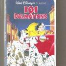 101 Dalmatians (VHS, 1992) Black Diamond